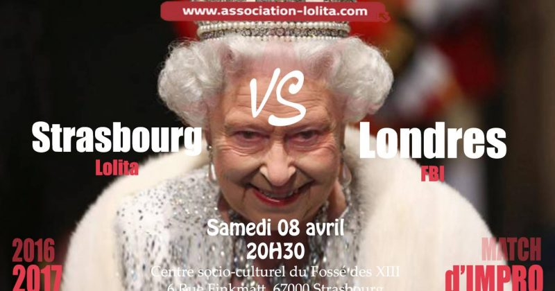 Match amical : Lolita vs FBI