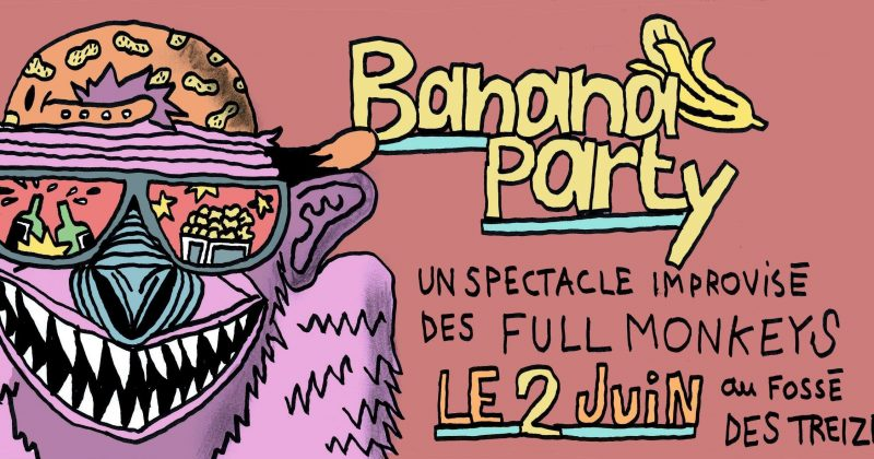 Carte Blanche aux Full Monkeys