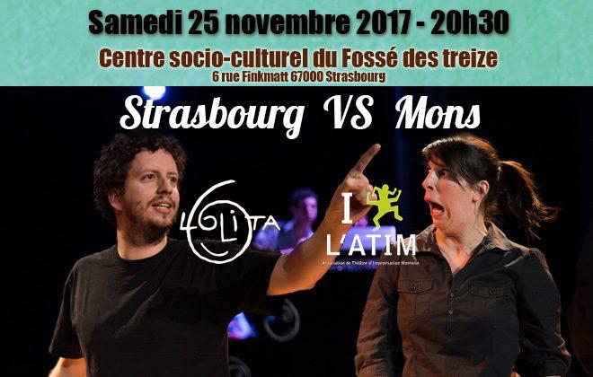 Strasbourg Vs Mons