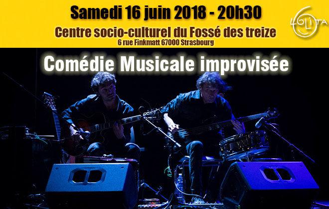 Comédie Musicale Improvisée