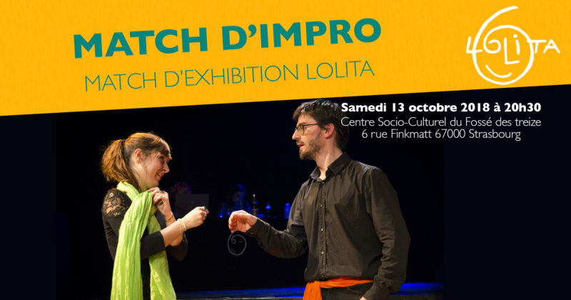 Match d'exhibition LOLITA