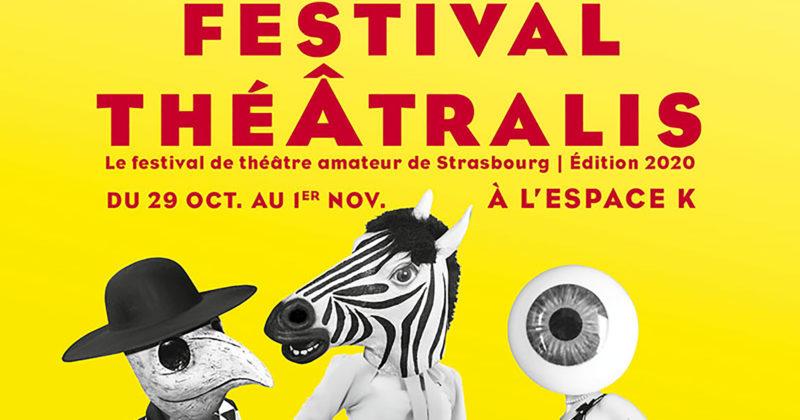 Festival ThéÂtralis : Spécial Halloween avec la Lolita
